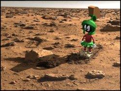 Последние данные о жизни на Марсе