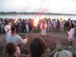 Сожжение на костре, как форма захоронения