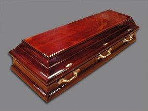Профессия – похоронных дел мастер (Г)