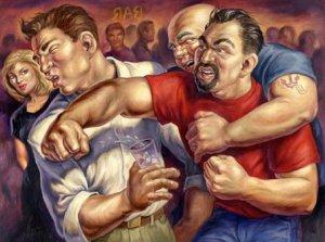 Как выйти победителем из драки