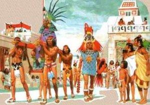 Майя приносили в жертву только слабых (Г)