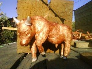 Медный бык