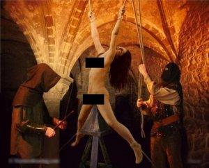 Колыбель Иуды и козлы для ведьм