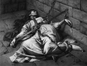 Средневековые пытки: часть первая