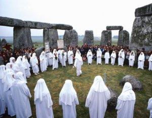 Человеческие жертвоприношения у кельтов