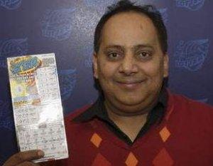 Победителя лотереи отравили цианидом