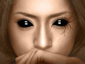 Икона с мёртвыми глазами