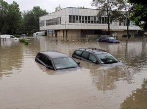 Как себя вести во время наводнения