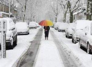 Смертность в зимней Англии