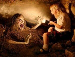 Кто живёт в подвале?