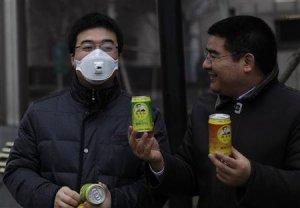 В Китае стартовали продажи воздуха в баночках