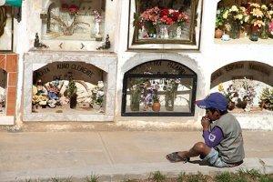 Боливийское кладбище – Сукре