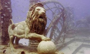 Подводное кладбище «Нептун»