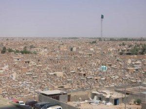 Кладбищенский городок Вади ас-Салам