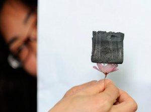 Изобретён гель легче воздуха