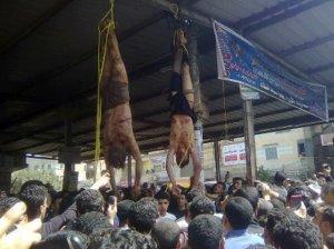 Самосуд в Египте