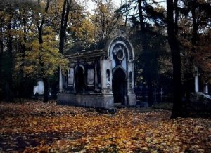 Утраченные кладбища Москвы