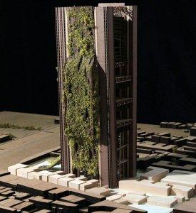 Вертикальные кладбища будущего