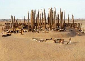 Китайское кладбище Древней Реки