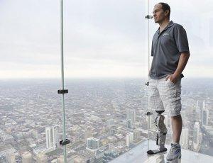 Бионические протезы: нога