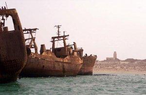 Мавританское кладбище кораблей