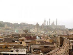 Город мёртвых в Каире