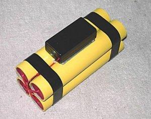 Обезвреживание бомбы