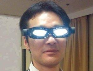 Антипод сварочной маски: OLED-очки
