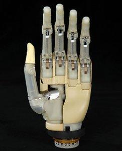 Бионические протезы: рука