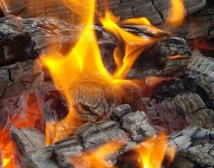 Разжигаем костёр правильно
