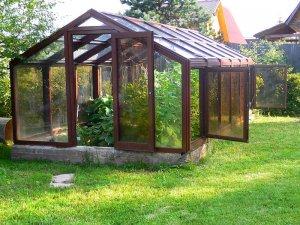Во саду ли, в огороде…