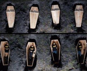 Если вас похоронили заживо…
