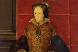 Королева Мария I, 1516-1558 (Мария Кровавая)