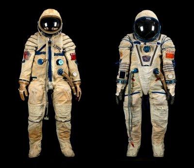 Элементы космического гардероба