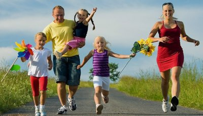 Здоровый и активный способ жизни